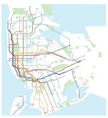 Lirr Train Map Mapping Nyc Transit All Of It U2013 Anthony Denaro U2013 Medium