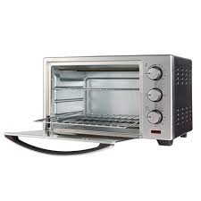 Next Toaster 6 Slice Convection U0026 Rotisserie Countertop Toaster Oven In