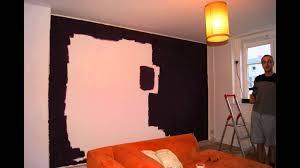 houseidee website wände malen acryl wandfarbe tapezieren und