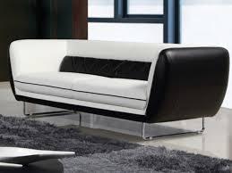 canape simili cuir noir canape simili cuir blanc pas cher maison design hosnya com