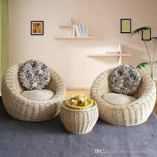 Patio Furniture Rattan 2018 Spherical Single Leisure Chair Sofa Rattan Chair Rattan