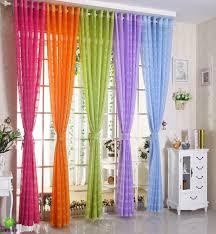 jugendzimmer gardinen gardinenvorschläge frühlingshafte vorhänge und gardinen