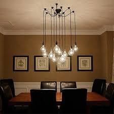Led Dining Room Lights Selling Edison Chandelier Classic Vintage Ancient Light Living