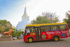 travel bus images Kandy city tour on mini bus lakpura llc jpg