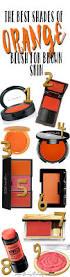 best orange color why women of color should be wearing orange blush orange blush