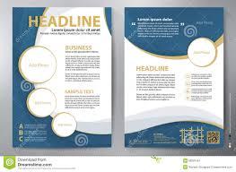professional brochure design templates design a professional business brochure and flyer brochures