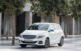 mercedes b class electric uk mercedes prices b class electric drive for uk market