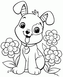 printable coloring pages cartoon animals kids coloring
