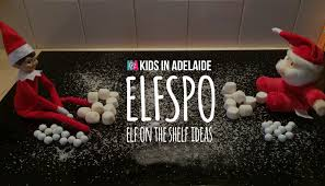 elf on the shelf ideas kids in adelaide
