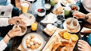 petit d駛euner au bureau petit déjeuner la vérité sur 13 idées reçues l express styles