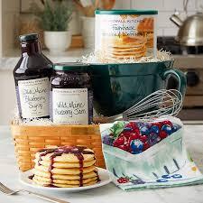 breakfast gift basket s day morning breakfast gift basket by stonewall kitchen