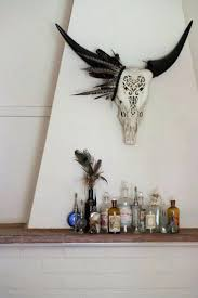Texas Longhorn Home Decor Wall Ideas Longhorn Skull Wall Decoration Brass Longhorn Skull 2