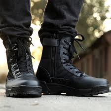 s boots style 2017 style retro combat boots winter style fashionable