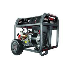 briggs u0026 stratton portable generators generators the home depot