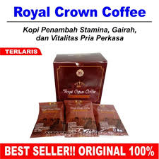 jual msi royal crown coffee kopi penambah gairah vitalitas stamina