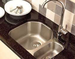 How To Clean White Porcelain Kitchen Sink Kitchen Undercounter Kitchen Sink Fireclay Farmhouse Sink With