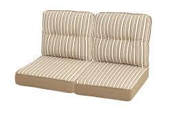 Custom Patio Furniture Cushions by Cushion Glamorous Patio Cushion Replacement Lowes Patio Cushions