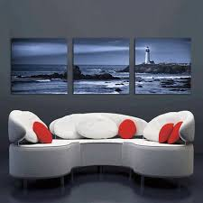 lighthouse home decor banmu oil painting lighthouse decoration painting home decor on