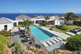 Saint Barts Map villa palm beach st barts beachfront villa casol villas