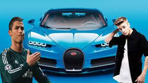 the best cars of 2017 justin bieber u0027s cars vs cristiano ronaldo u0027s cars who has the best