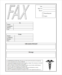 generic fax cover sheet u2013 10 free word pdf documents download