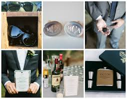 gifts to give your on wedding day wedding gifts for your groom visions event studio