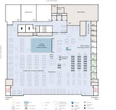 floor plan 3rd floor map gw libraries