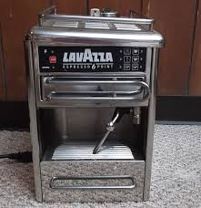 lavazza espresso point matinee capsule machine ebth