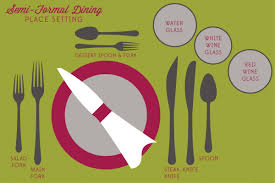 Formal Setting Of A Table A Formal Table Setting Guide Getyourknives Com