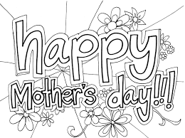 happy mothers day coloring pages funny coloring