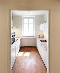 comment am駭ager une cuisine en longueur comment amenager une cuisine en longueur kirafes
