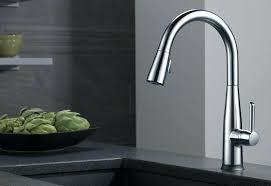 electronic kitchen faucets unique kitchen faucets unveils high tech i spray electronic