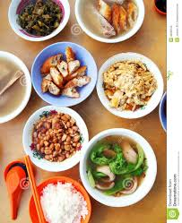 id cuisine simple style food dishes stock image image of ethnic