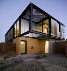 Modular Home Designs Simply Modern Modular Home Plan Design Decor