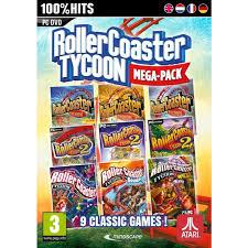 t駘馗harger les jeux de cuisine roller coaster tycoon 9 mega sur pc tous les jeux