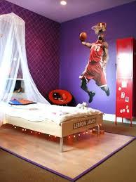 Basketball Room Decor Boys Basketball Bedroom Enchanting Basketball Room Decor
