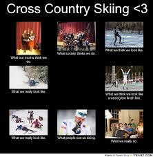 Skiing Memes - nordic ski meme google search funny things to make you happy