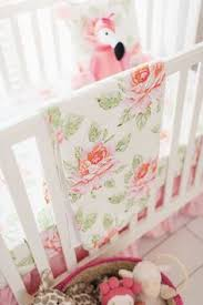 Pink Floral Crib Bedding Ritzy Baby Designs Llc Navy And Pink Floral Crib Bumper