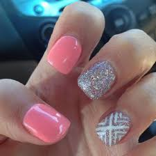 32 acrylic nails simple designs nails in pics