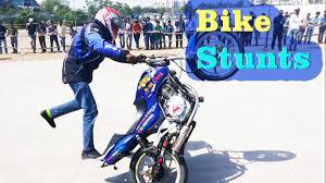 lexus india surat bike stunts at surat gujarat automobile news