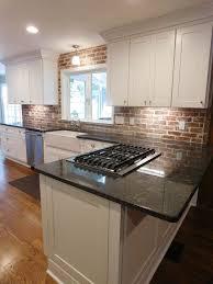 brick tile kitchen backsplash 45 best thin brick tiles in kitchens back splashes and accent
