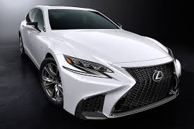 lexus f sport 2017 lexus ls 500 f sport unveiled at nyias 2017 by car magazine