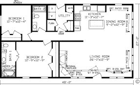 home cambridge 92511k kingsley modular floor plan fairmont