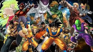 dragon ball characters backgrounds u2022 dodskypict