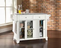crosley furniture kitchen island alluring 50 granite top kitchen island with seating design