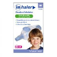 chambre d inhalation acheter inhaler chambre d inhalation enfants visiomed prix discount