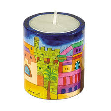 yahrzeit candle where to buy buy yair emanuel memorial yahrzeit candle holder jerusalem
