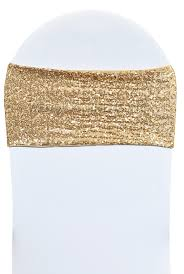 spandex chair bands sle chagne sequin spandex stretch chair bands sashes