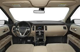 Ford Flex Interior Pictures New 2016 Ford Flex Price Photos Reviews Safety Ratings U0026 Features