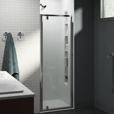 30 Shower Door Kohler K 706139 L Aerie 30 Three Wall Alcove Pivot Shower Door